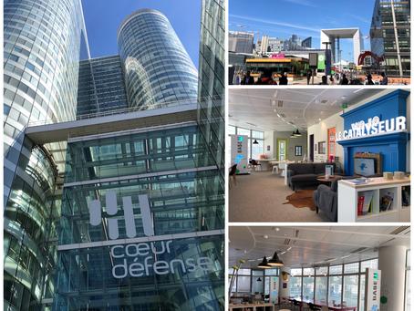 Our new Paris office