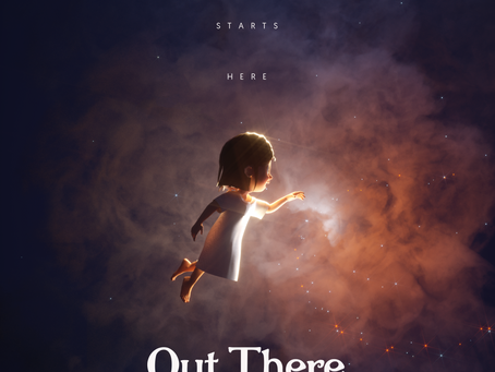 """Out There"", a musical experience in Mixed Reality - premiering at Comic Con Paris"