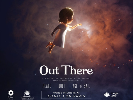 """Out There"" wins 2020 AMP Award!"