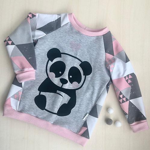 Pandabär Sweater, Gr.104