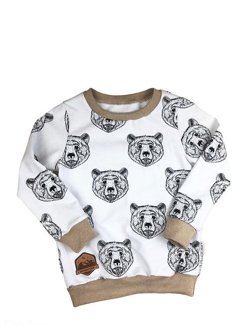 Pullover Bär, Gr.104