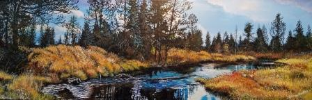 original paintings, landscape art