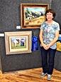 award winning artist Kaye York