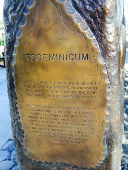 Tsceminicum by Nancy Dreher
