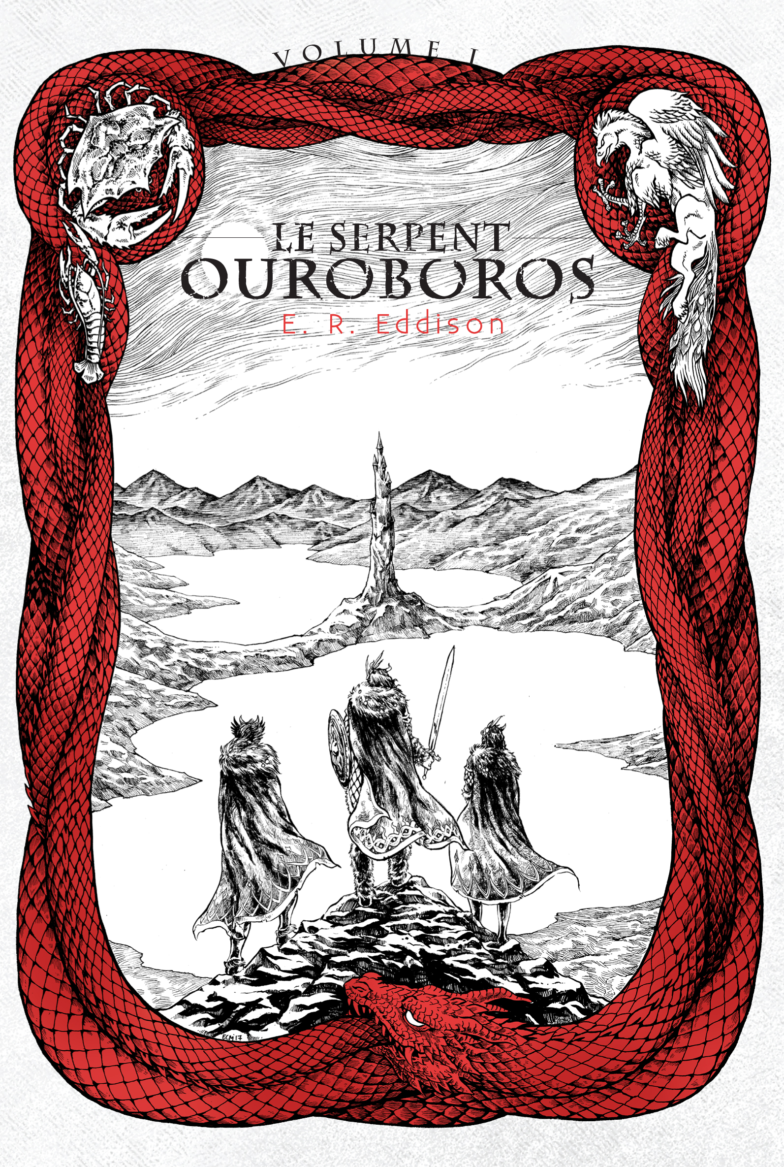 Le Serpent Ouroboros vol. 1