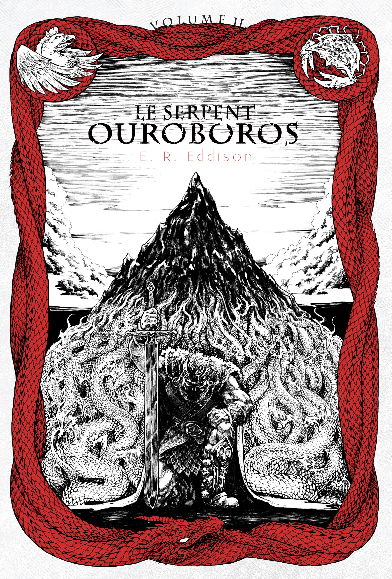 Le Serpent Ouroboros volume 2