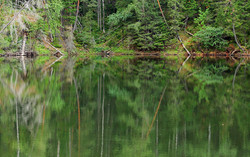 Таинственные Митькинские озера