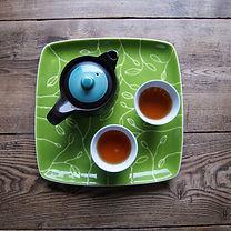 Крафтовый чай, копорский чай