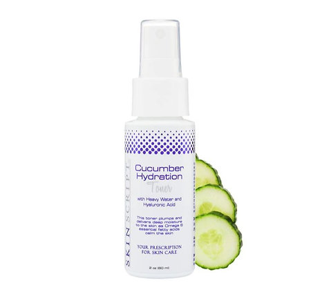 Skin Script rx-Cucumber Hydration Mist