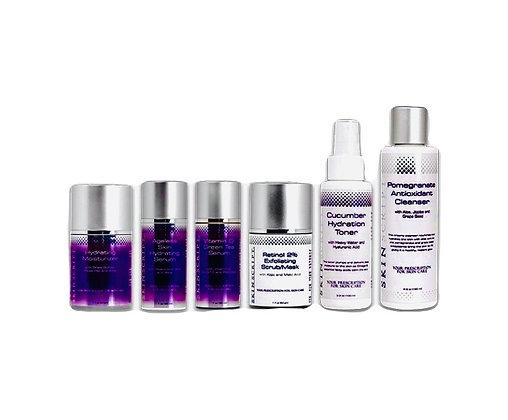 Skin Script rx- Dry Skin Kit