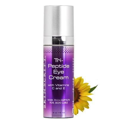 Skin Script rx-  Tri-Peptide Eye Cream