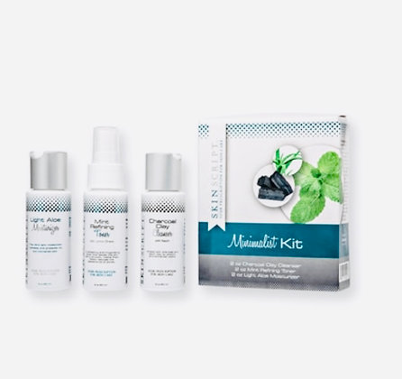 Skin Script rx-Minimalist Kit