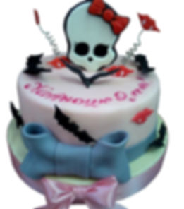 торт подарок детям
