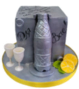 торт подарок фото