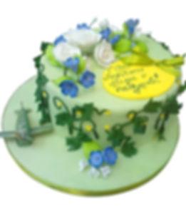 торт для бабушки фото