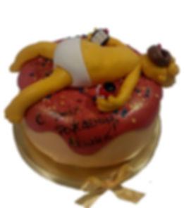 торт +в подарок на день рождения