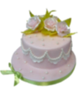 торт подарок девушке