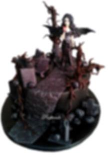 торт ведьма