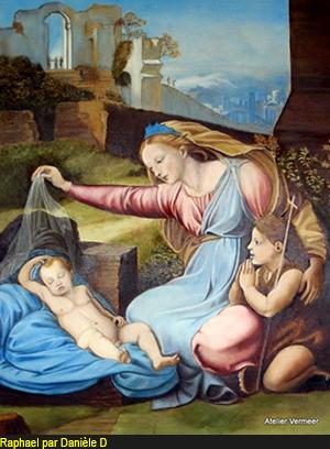 Raphael par Daniele Denis