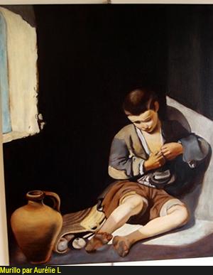 Murillo par Aurelie Lambert