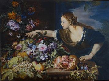Abraham Bruegel, par Annick Christmann