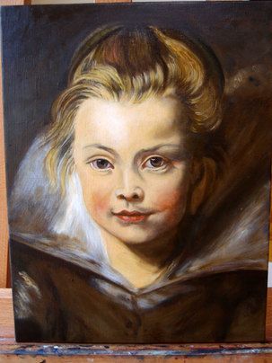Rubens par Marie Christine Julien