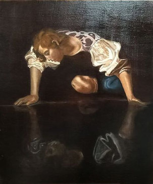 Caravaggio par Hélène Dezert