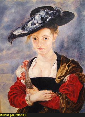 Rubens par Patricia Escalière
