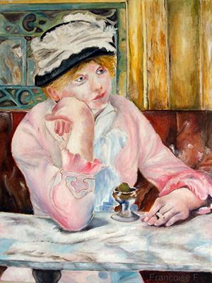 Manet, par Françoise