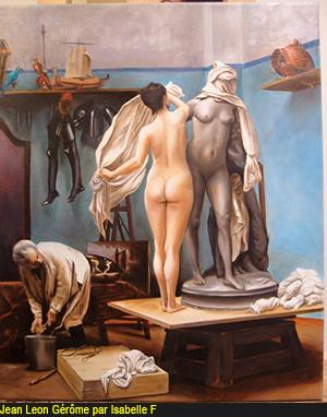 Gérôme, par Isabelle Frances
