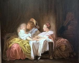 Fragonard par Danièle Denis