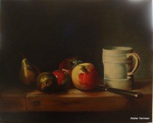 Chardin par Nicolas Hélie