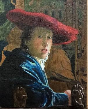 Vermeer par Daniele Denis