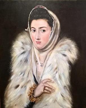 El Greco par A. Christmann