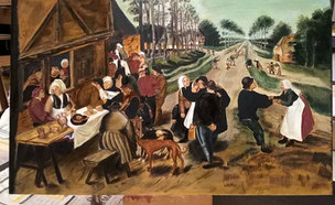 Brueghel par Gabrielle Simon