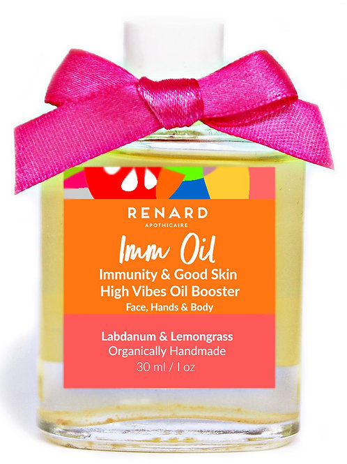 Imm Oil Immunity & Good Skin High Vibes Oil Booster