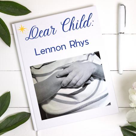 Dear Child: Lennon Rhys
