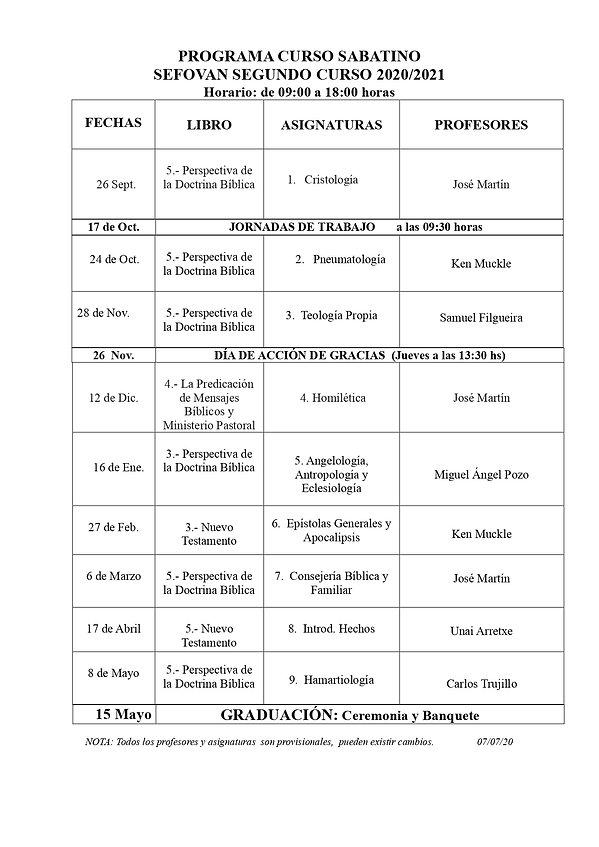 PLANIFICACIÓN_Sabatino_Madrid_2º_Curso