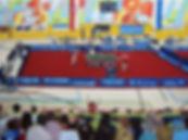 Tischtennis 6 06 Oel auf Leinwand 50x70.
