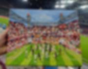 FC_Köln_-_Borussia_Dortmund_24x30cm_Öl_a