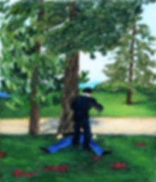 Grand Theft Auto 6 07 Oel auf Leinwand 2