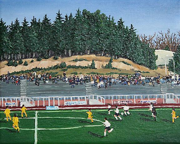 Fußball_Urbino_VII_07_Oel_auf_Leinwand_2