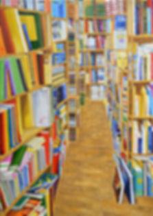 1_Buchhandlung_Colmar_170x120cm_Öl_auf_L