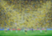 37 Dortmund - Hannover 12 Oel auf Leinwa