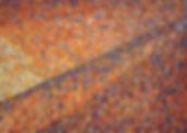 Fankurve Oranjes 09 Oel auf Leinwand 120