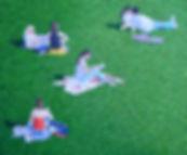 5 Picknick 13 Oel auf Leinwand 100x120cm