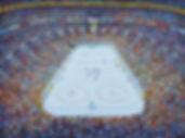 4 Eishockey 11 Oel auf Leinwand 120x160c