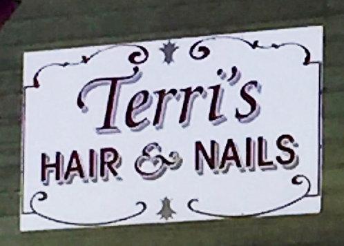 Terri's Hair & Nails