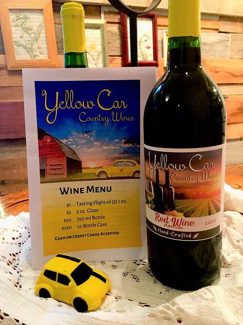 Cortez Red Wine