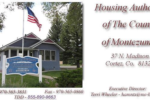 Housing Authority of Montezuma County